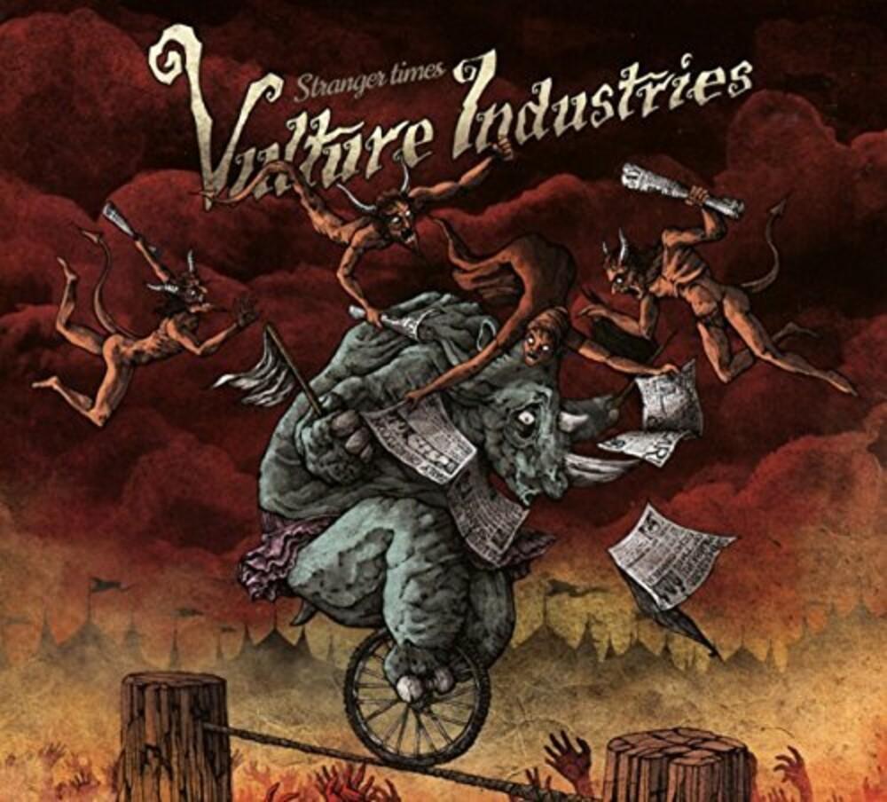 Vulture Industries - Stranger Times