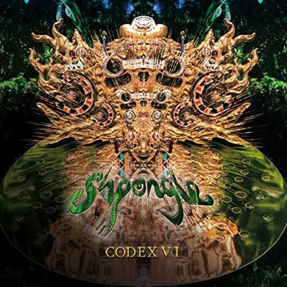 Shpongle - Codex 6 (Can)