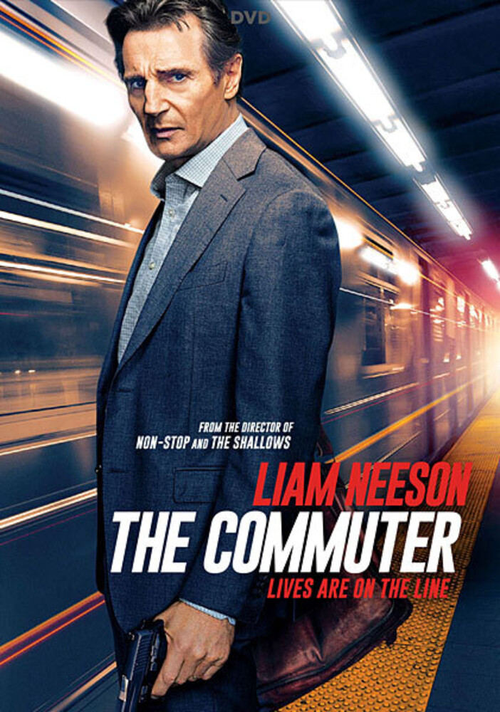 The Commuter [Movie] - The Commuter