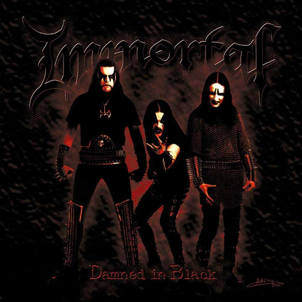 Immortal - Damned In Black [Limited Edition]