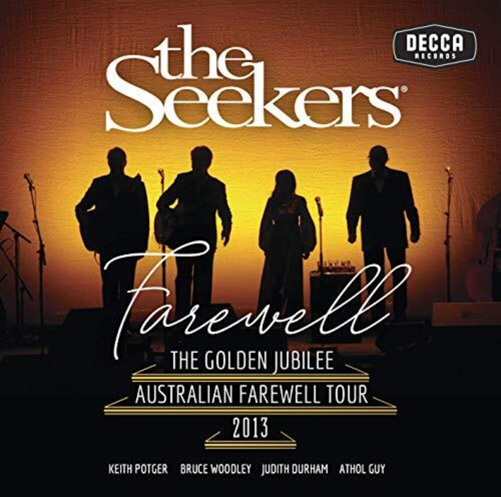 Seekers - Farewell [Import]