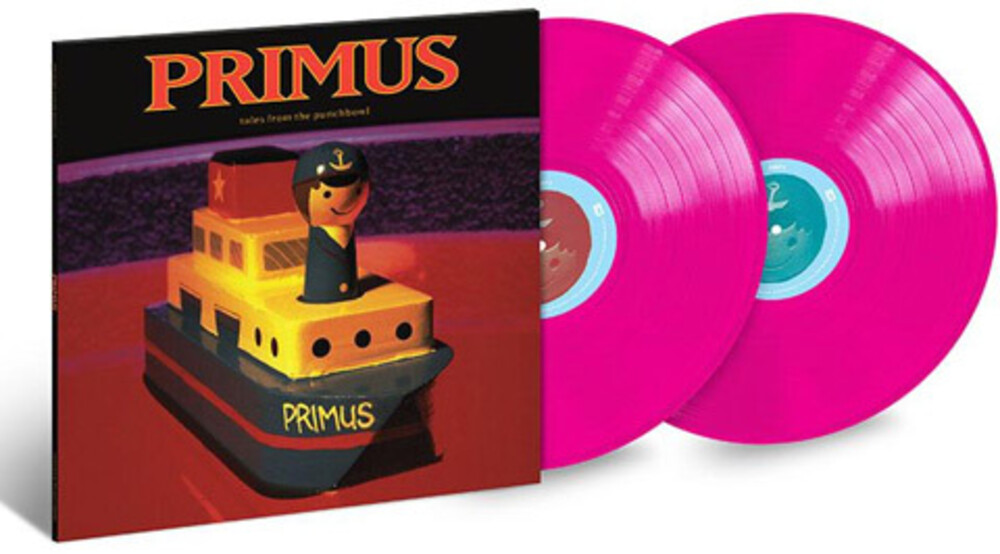 Primus - Tales From The Punchbowl [Magenta 2LP]