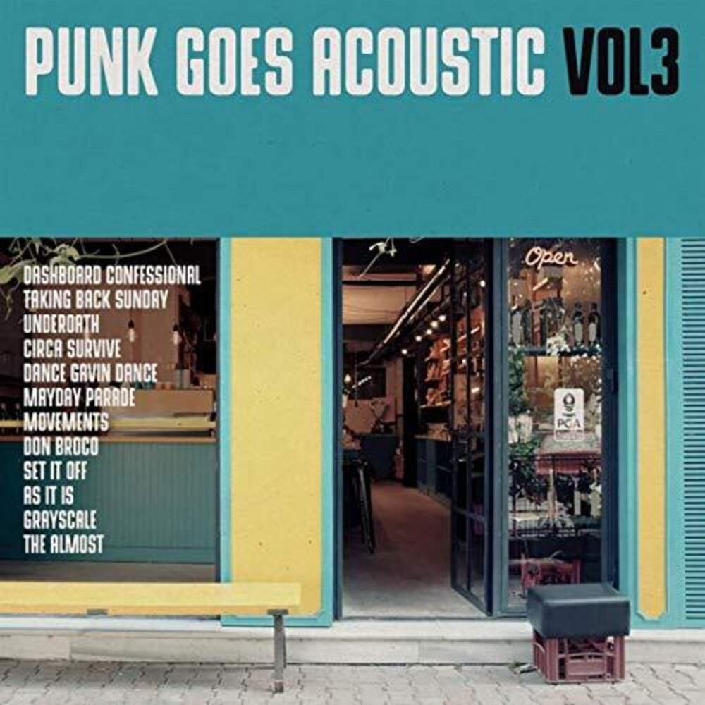 Punk Goes Acoustic - Punk Goes Acoustic, Vol 3