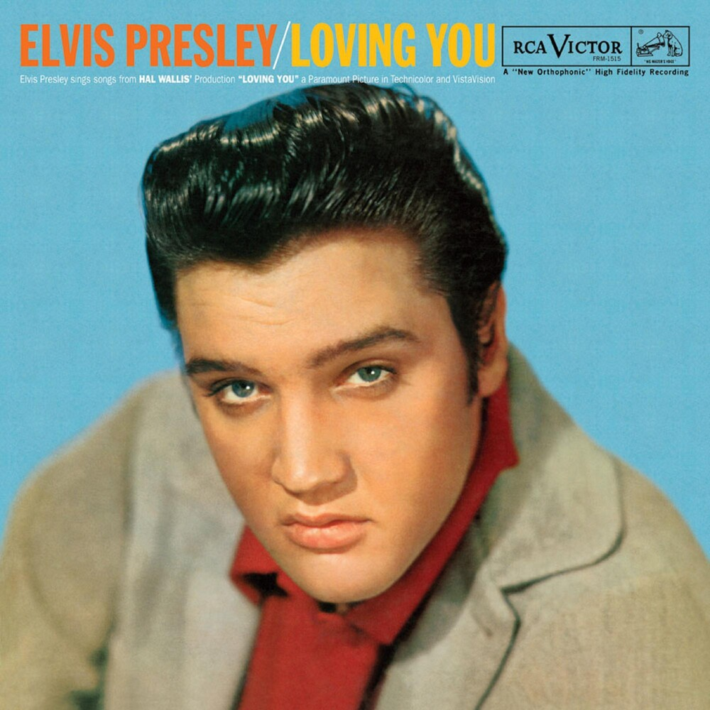 Elvis Presley - Loving You [180 Gram Translucent Gold Audiophile Vinyl/Limited Anniversary Edition/Gatefold Cover]