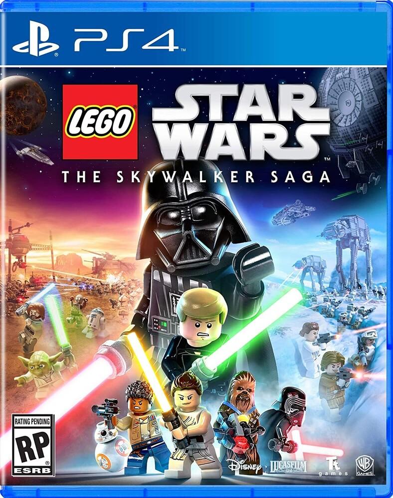 Ps4 Lego Star Wars: The Skywalker Saga - Lego Star Wars Skywalker Saga for PlayStation 4