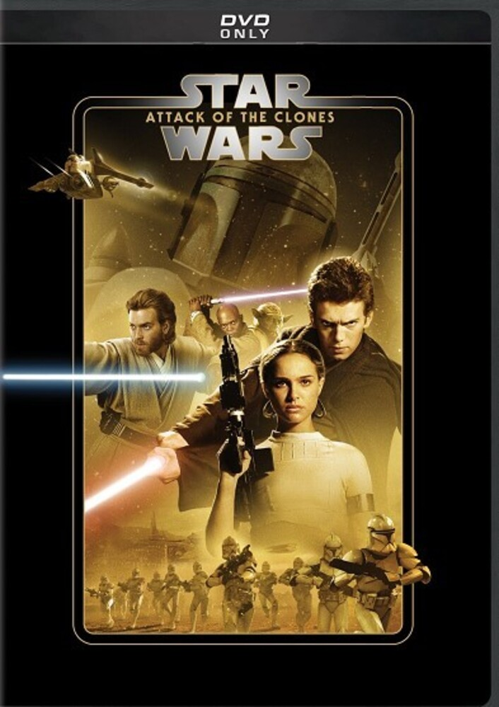 - Star Wars: Attack Of The Clones / (Ac3 Dol Rpkg)