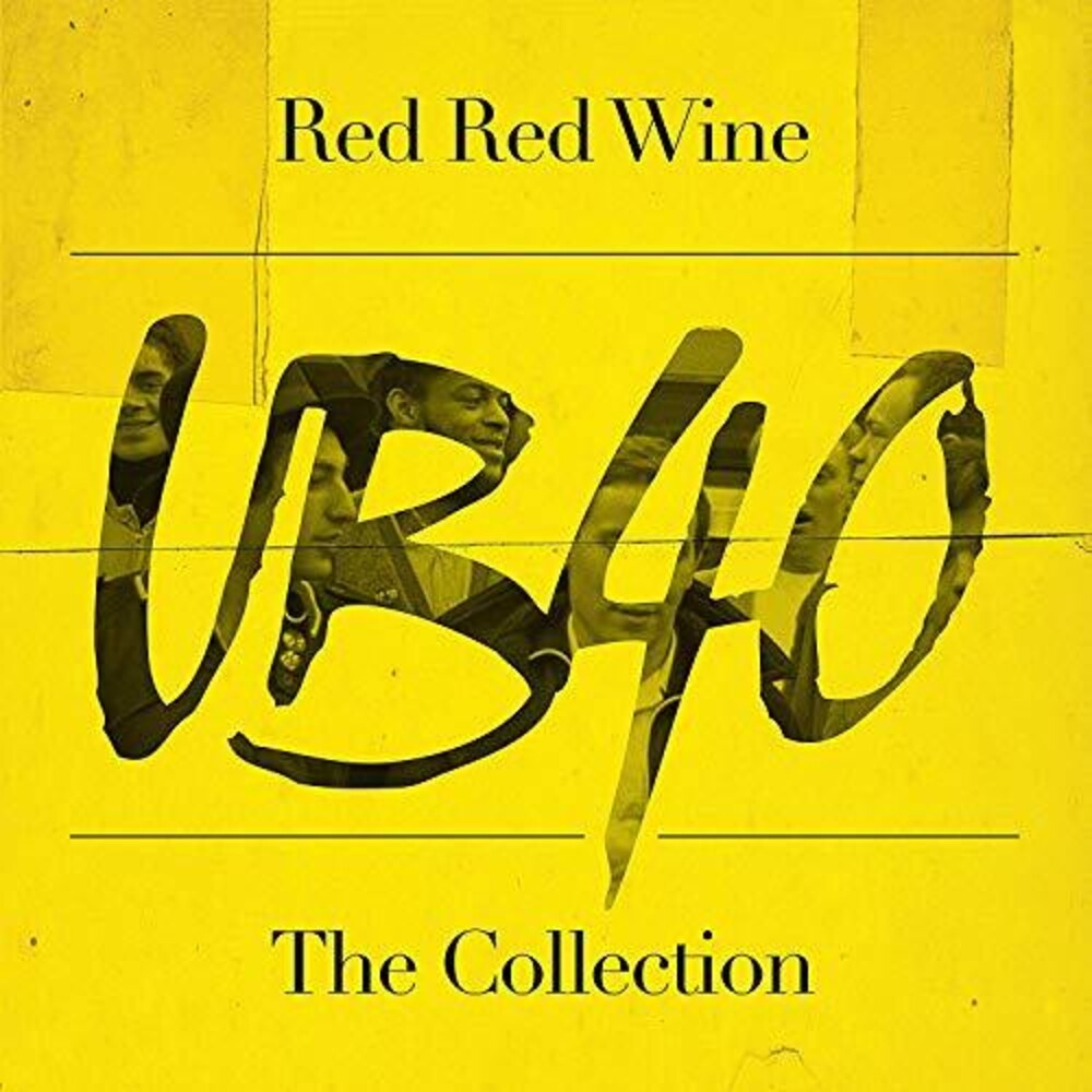 UB40 - Red Red Wine: The Collection (Uk)