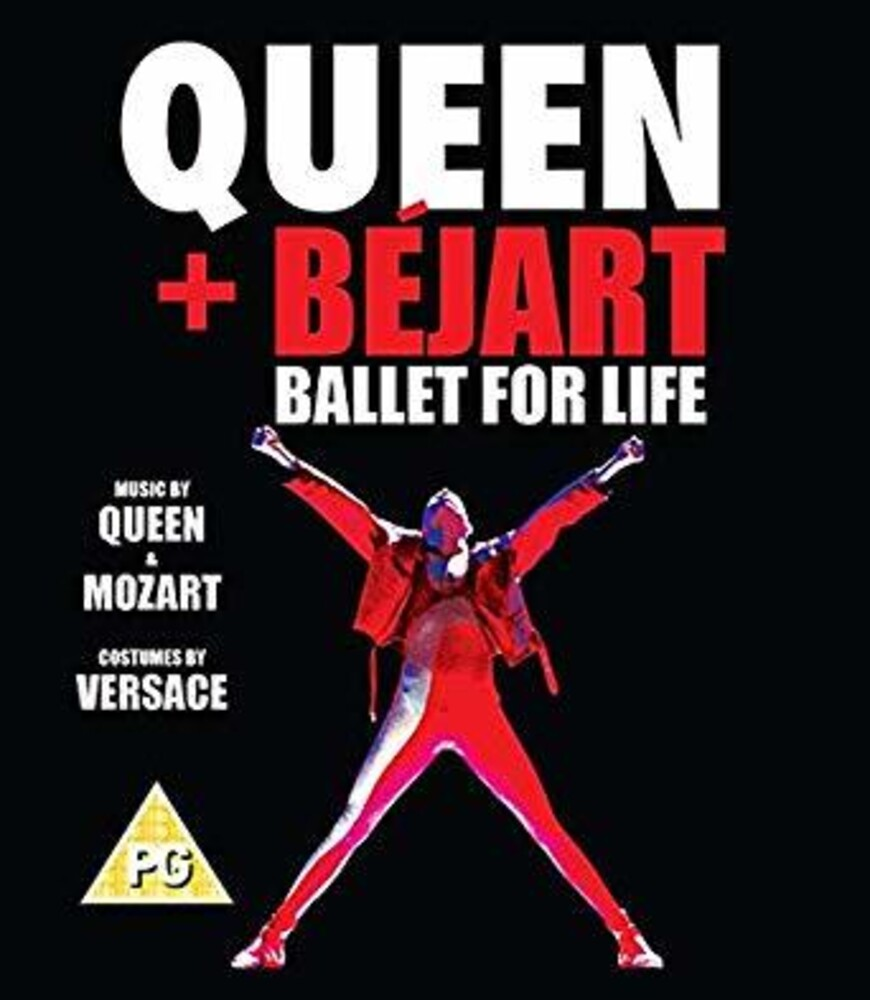 Queen - Queen + Bejart – Ballet For Life [Blu-ray]