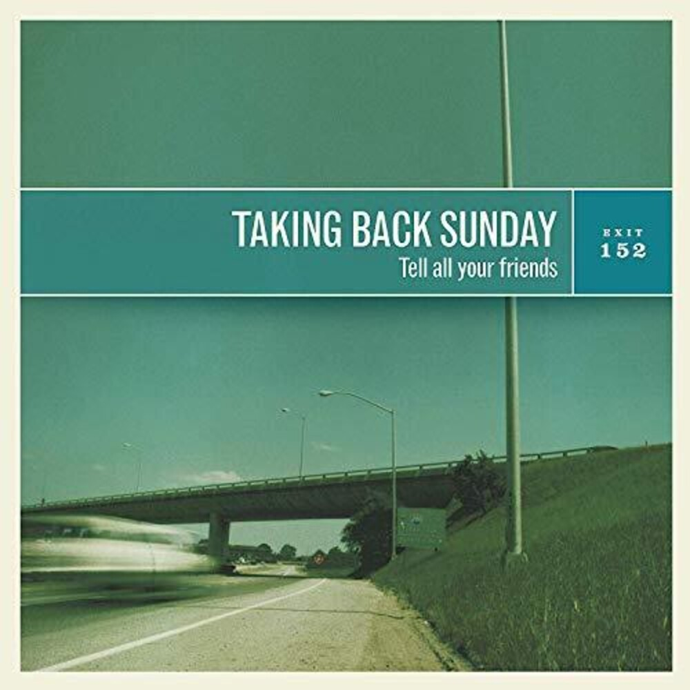 Taking Back Sunday - Tell All Your Friends [LP]