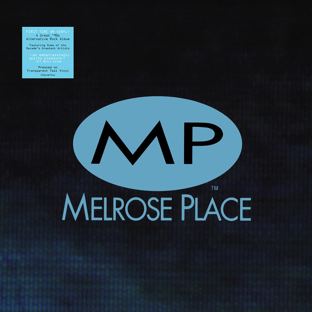 Various Artists - Melrose Place: The Music [Transparent Teal LP]