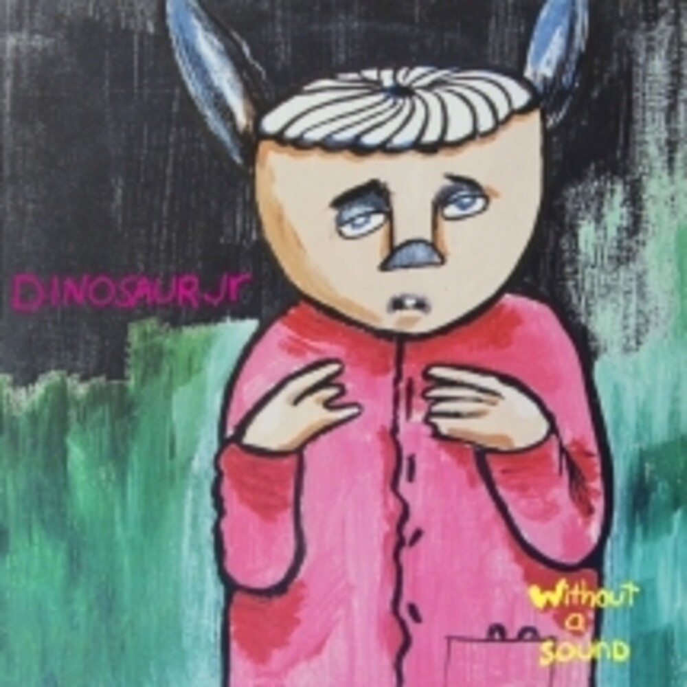 Dinosaur Jr. - Without A Sound [Colored Vinyl] [Deluxe] (Gate) (Ylw) (Exp)