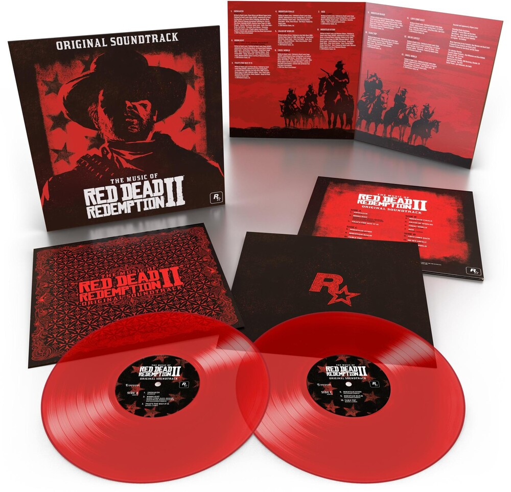 Various Artists - Music Of Red Dead Redemption 2 / O.S.T. [Colored Vinyl]
