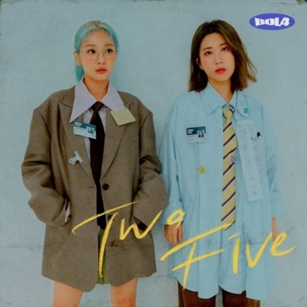 Bol4 - Two Five (Post) [With Booklet] (Phot) (Asia)