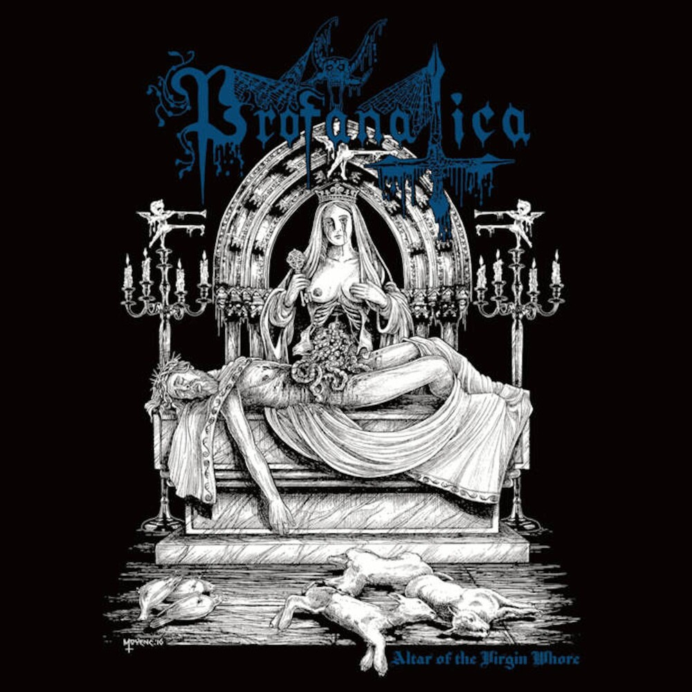 Profanatica - Altar Of The Vrigin Whore [LP]