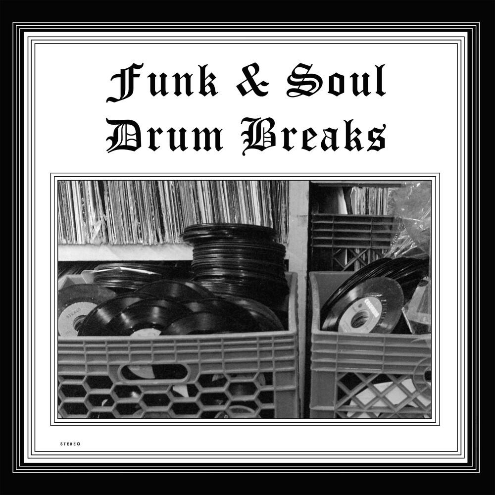 Funk & Soul Drum Breaks / Various - Funk & Soul Drum Breaks