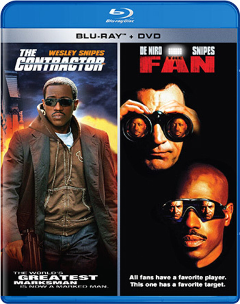 Wesley Snipes Double Feature: Fan & Contractor - Wesley Snipes Double Feature: Fan & Contractor