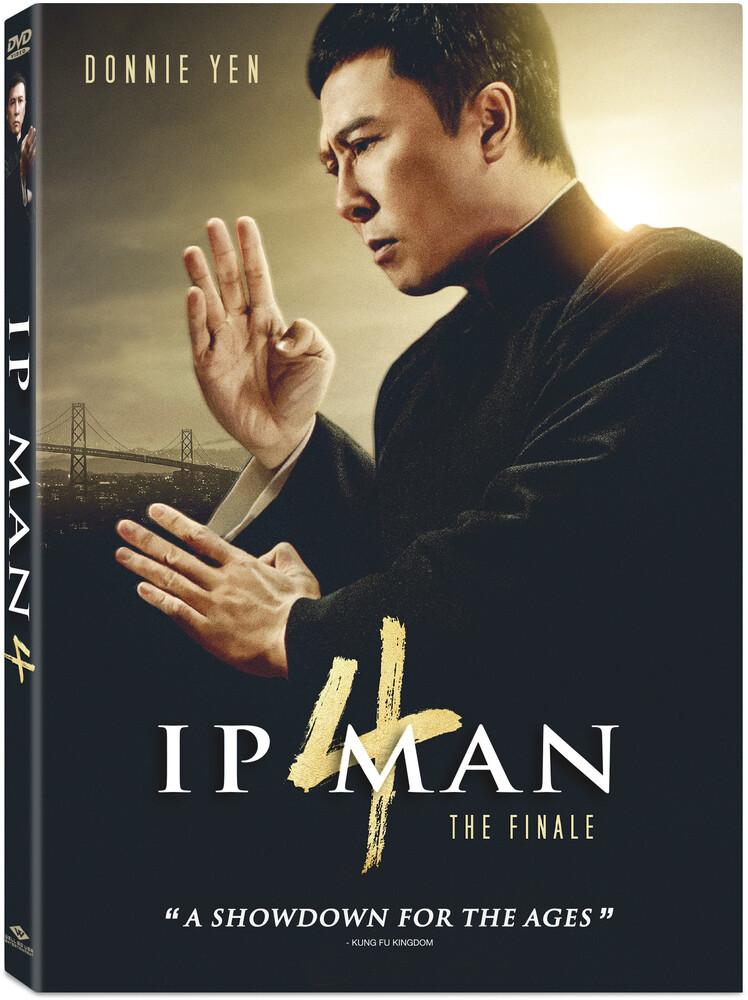 - IP Man 4: Finale