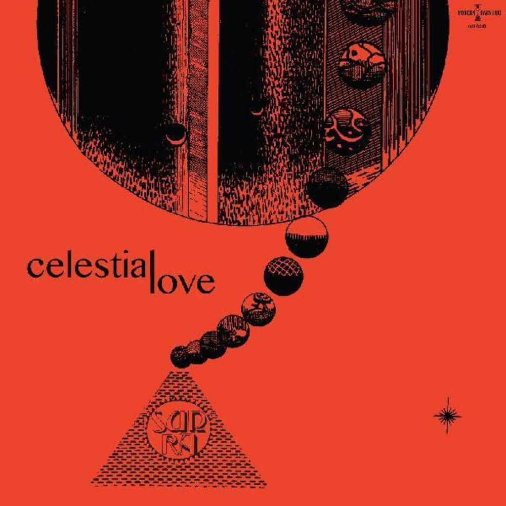 Sun Ra - Celestial Love [Colored Vinyl] (Org)