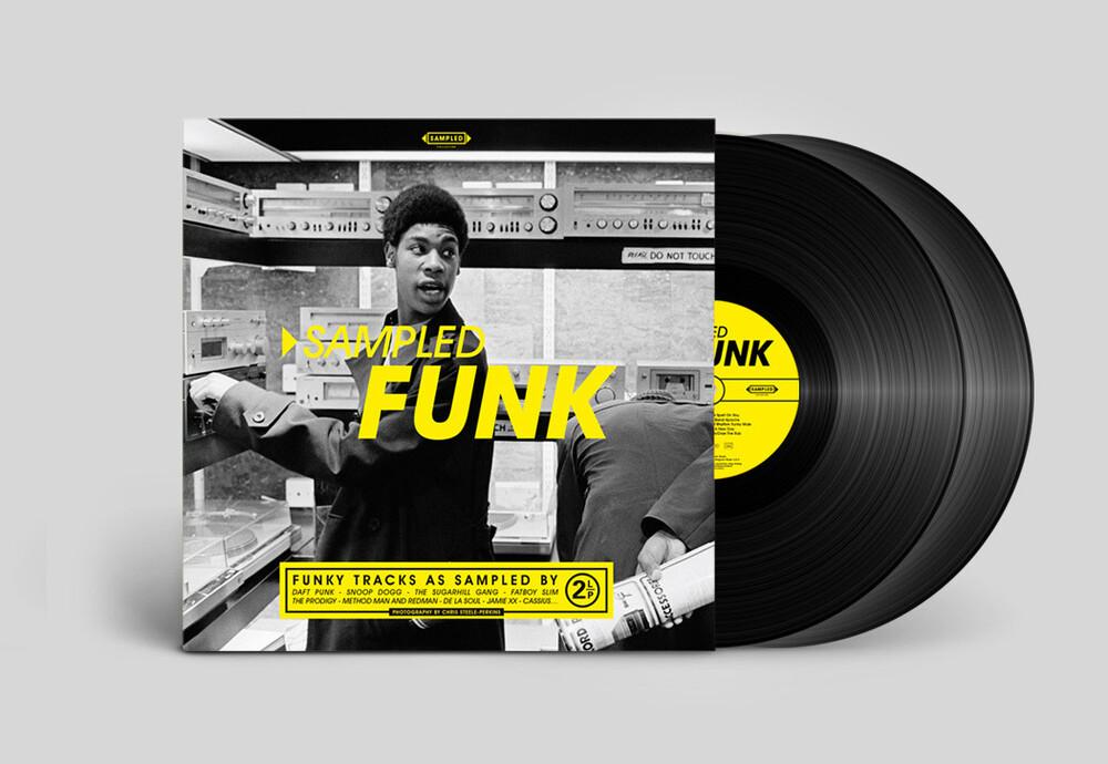 Sampled Funk / Various - Sampled Funk / Various (Fra)