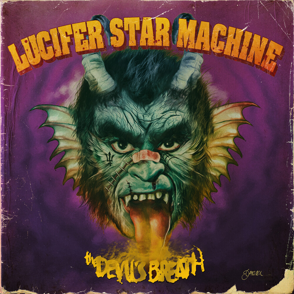Lucifer Star Machine - Devil's Breath (Gate) (Ltd)