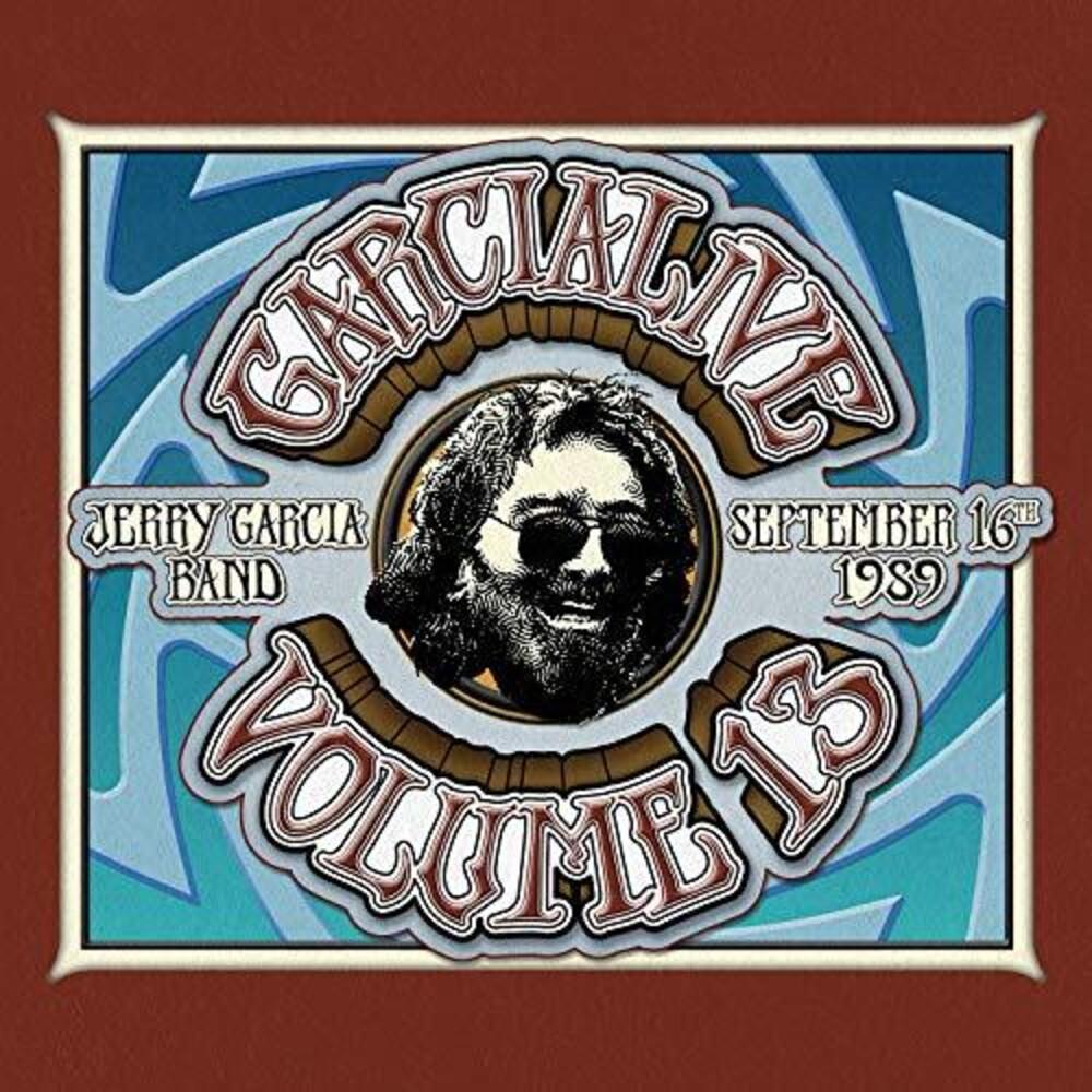 Jerry Garcia - Garcialive 13: September 16th 1989 Poplar Creek