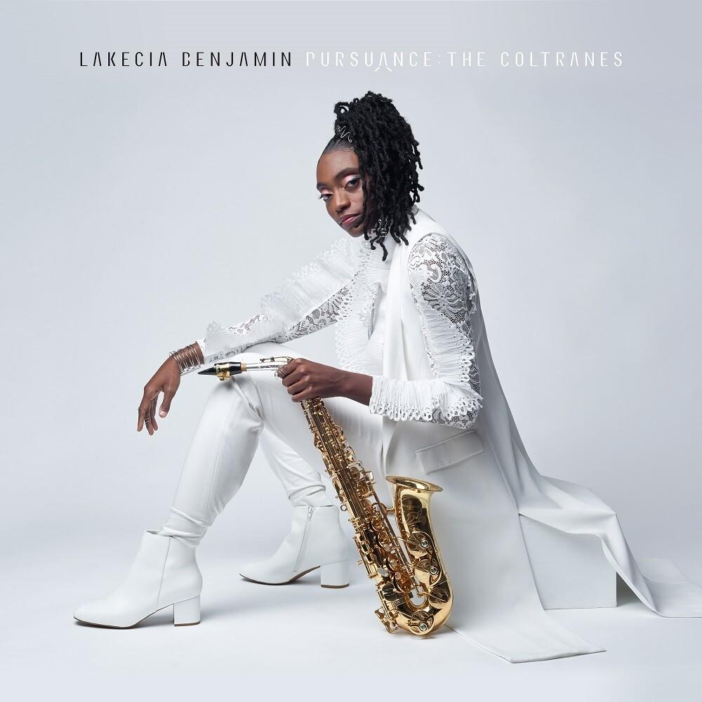 Lakecia Benjamin - Pursuance: The Coltranes