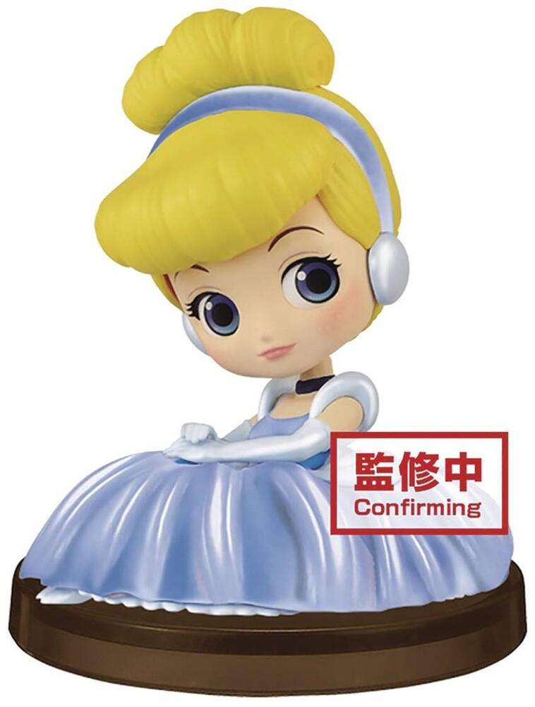 Banpresto - BanPresto Disney Girls Festival Cinderella Q posket Petit Figure