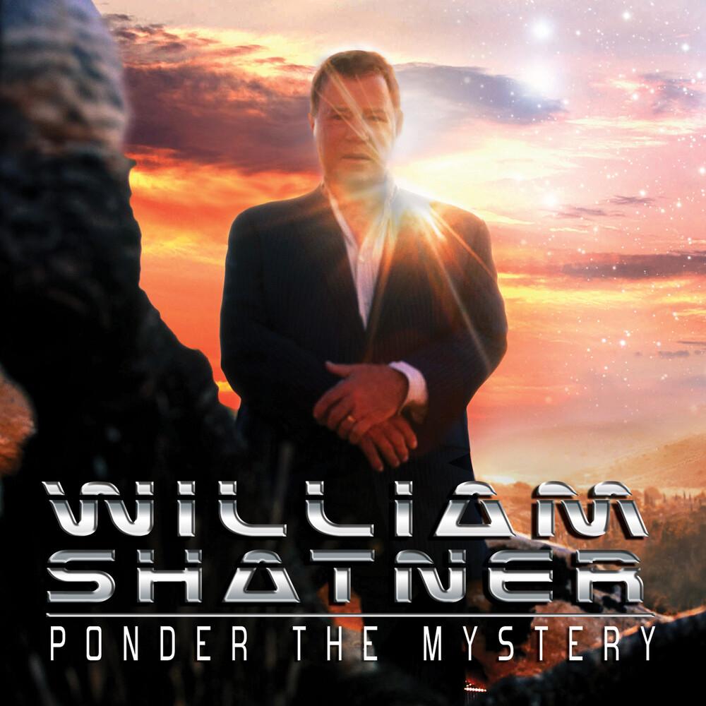 William Shatner - Ponder The Mystery [LP]
