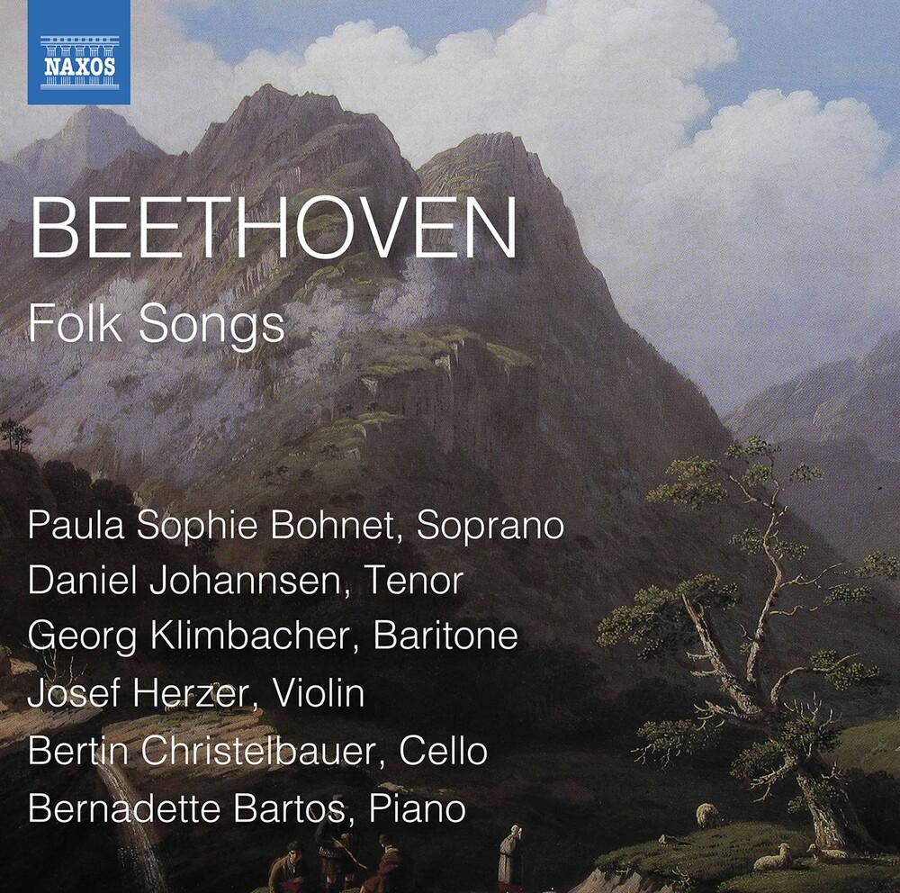 Beethoven / Bohnet / Bartos - Folk Songs