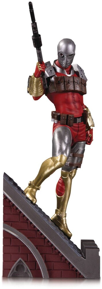 - DC Collectibles - Batman Rogues Gallery Multi Part Statue Deadshot