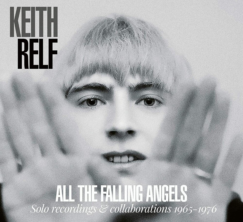 Kith Relf - All The Falling Angels (Uk)