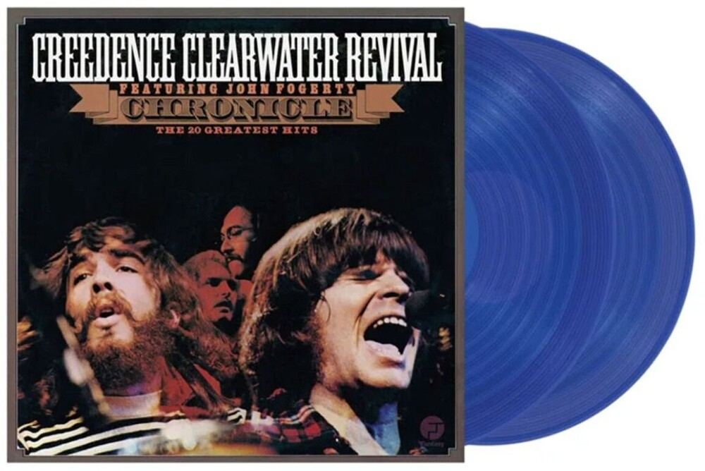 Ccr Creedence Clearwater Revival - Chronicle: 20 Greatest Hits (Blue) (Ltd)