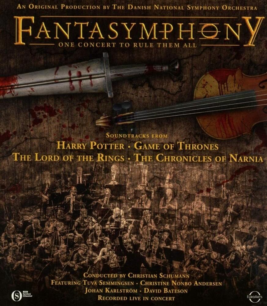 - Fantasymphony / (Uk)