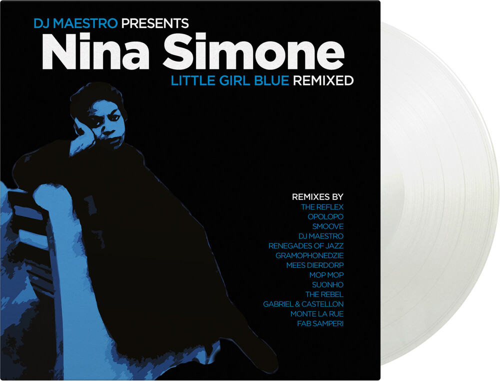 Nina Simone / Dj Maestro - Little Girl Blue Remixed (Cvnl) (Ltd) (Hol)