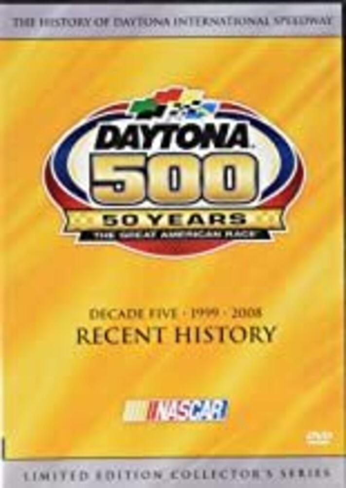 - Daytona 500 History Decade Five: 1999-2008