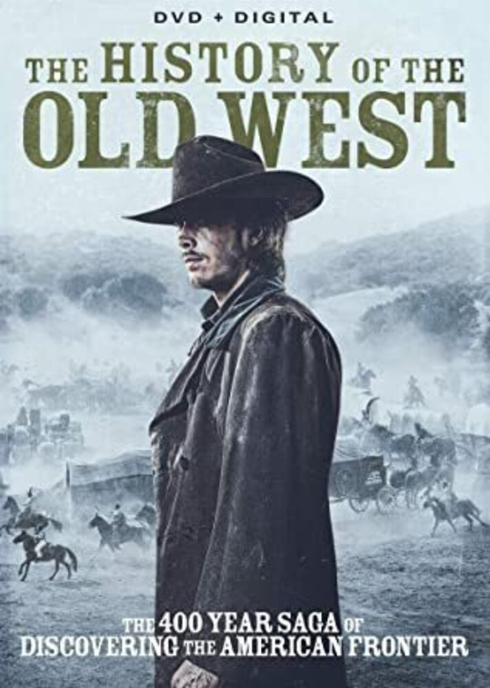 History of the Old West - History Of The Old West (5pc) / (Box Ws)