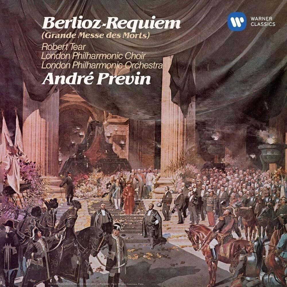 Andre Previn / London Philharmonic Orchestra - Berlioz: Grande Messe Des Morts (Requiem)