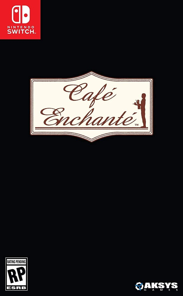 Swi Cafe Enchante - Cafe Enchante for Nintendo Switch