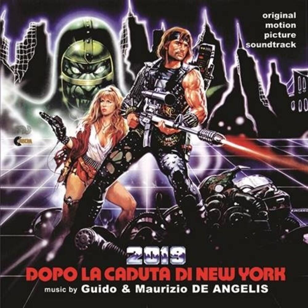 De Guido Angelis / De Angelis,Maurizio Ita - 2019 Dopo La Caduta Di New York (Original Soundtrack)