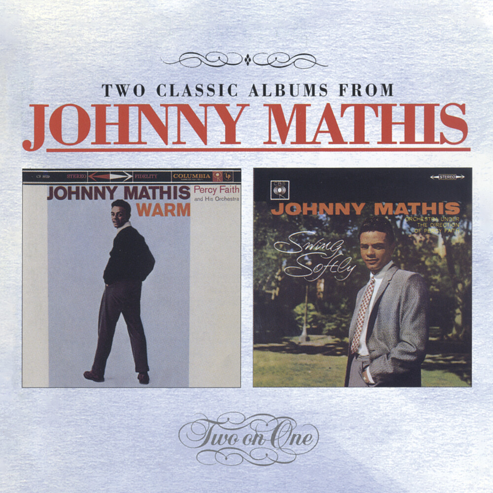 Johnny Mathis - Warm & Swing Softly (Hol)