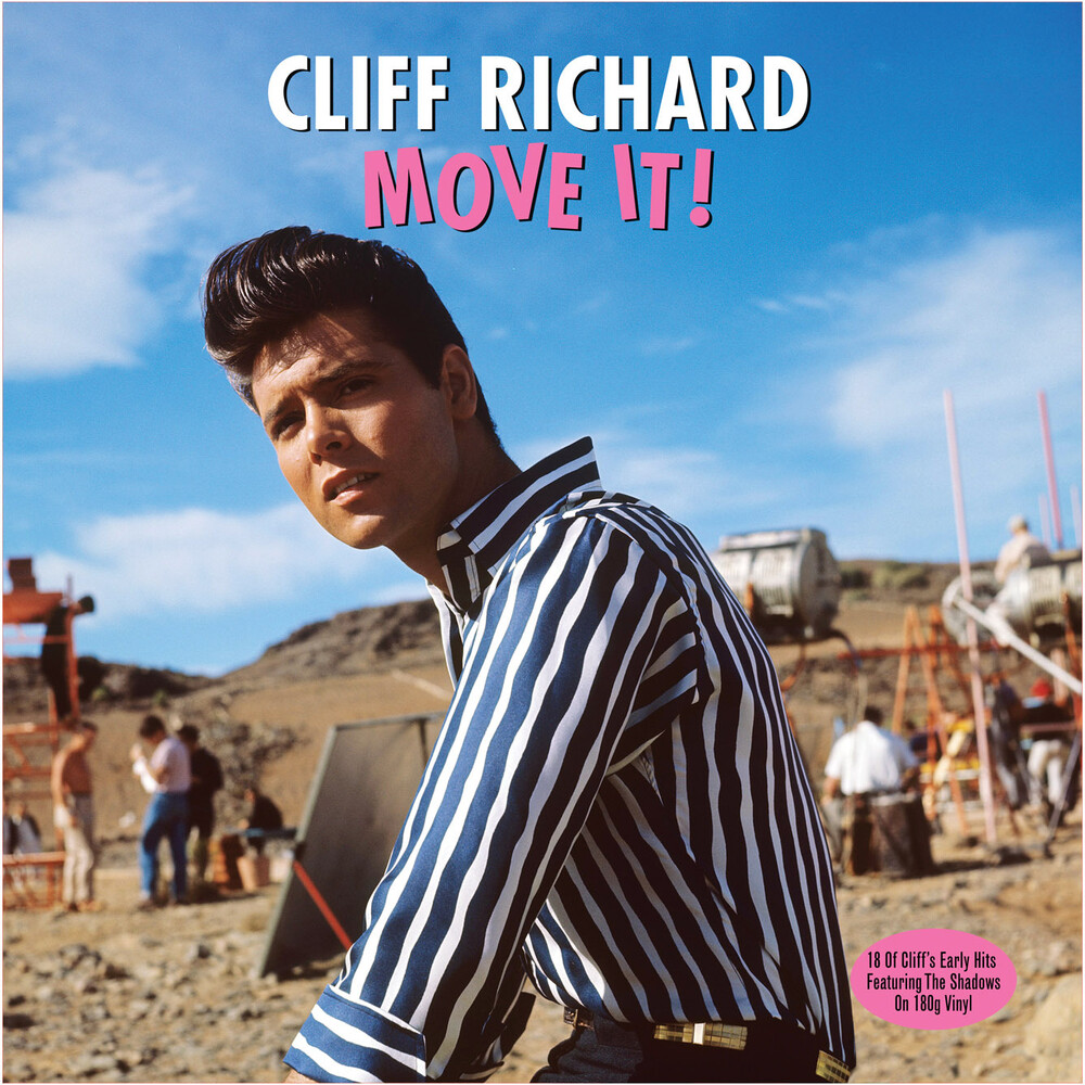Cliff Richard - Move It [180 Gram] (Uk)
