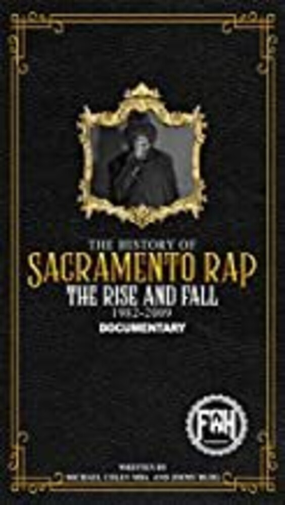 First Degree The D.E. - History Of Sacramento Rap