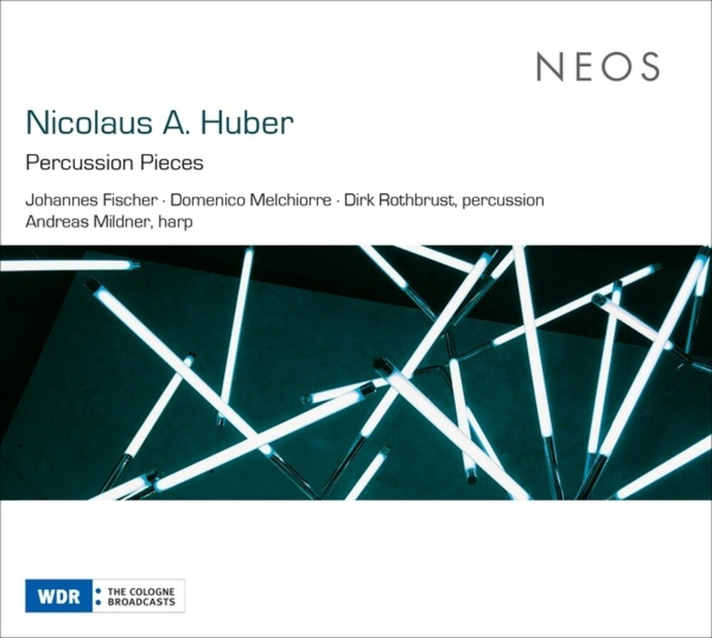 Johannes Fischer - Nicolaus A. Huber: Percussion Pieces