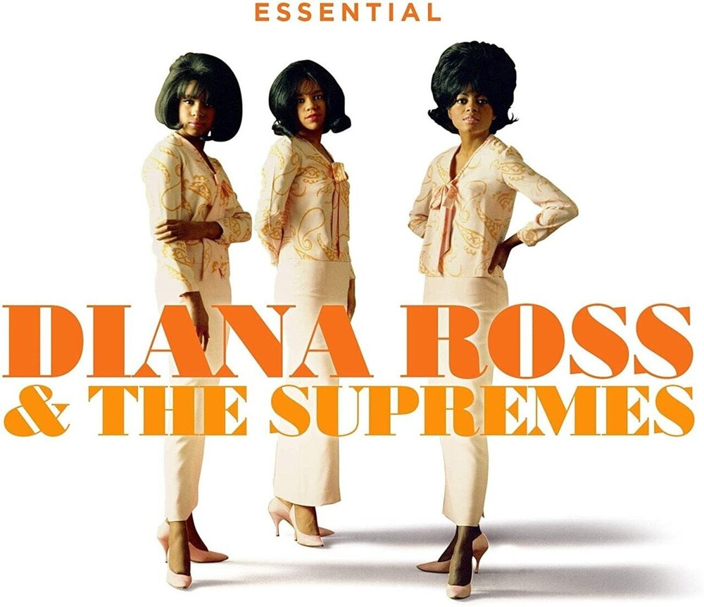 Diana Ross - Essential Diana Ross & The Suremes (Uk)