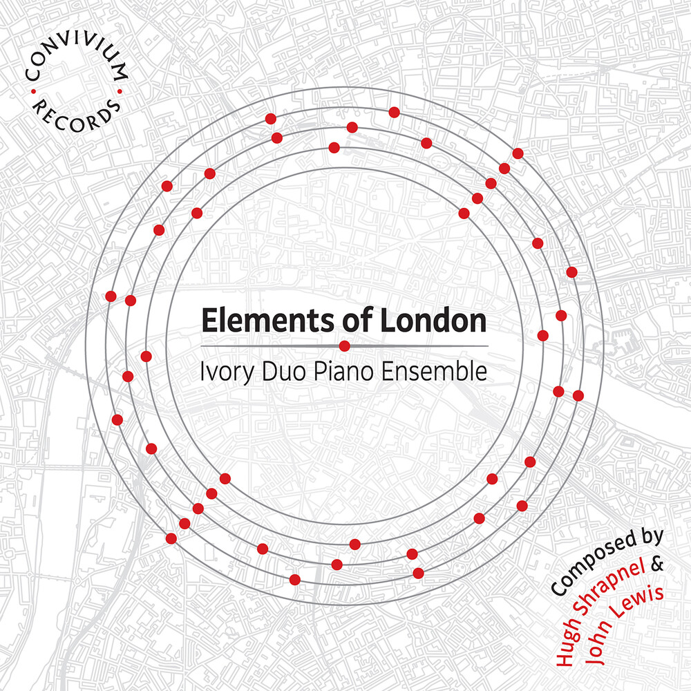Lewis / Ivory Duo Piano Ensemble - Elements of London