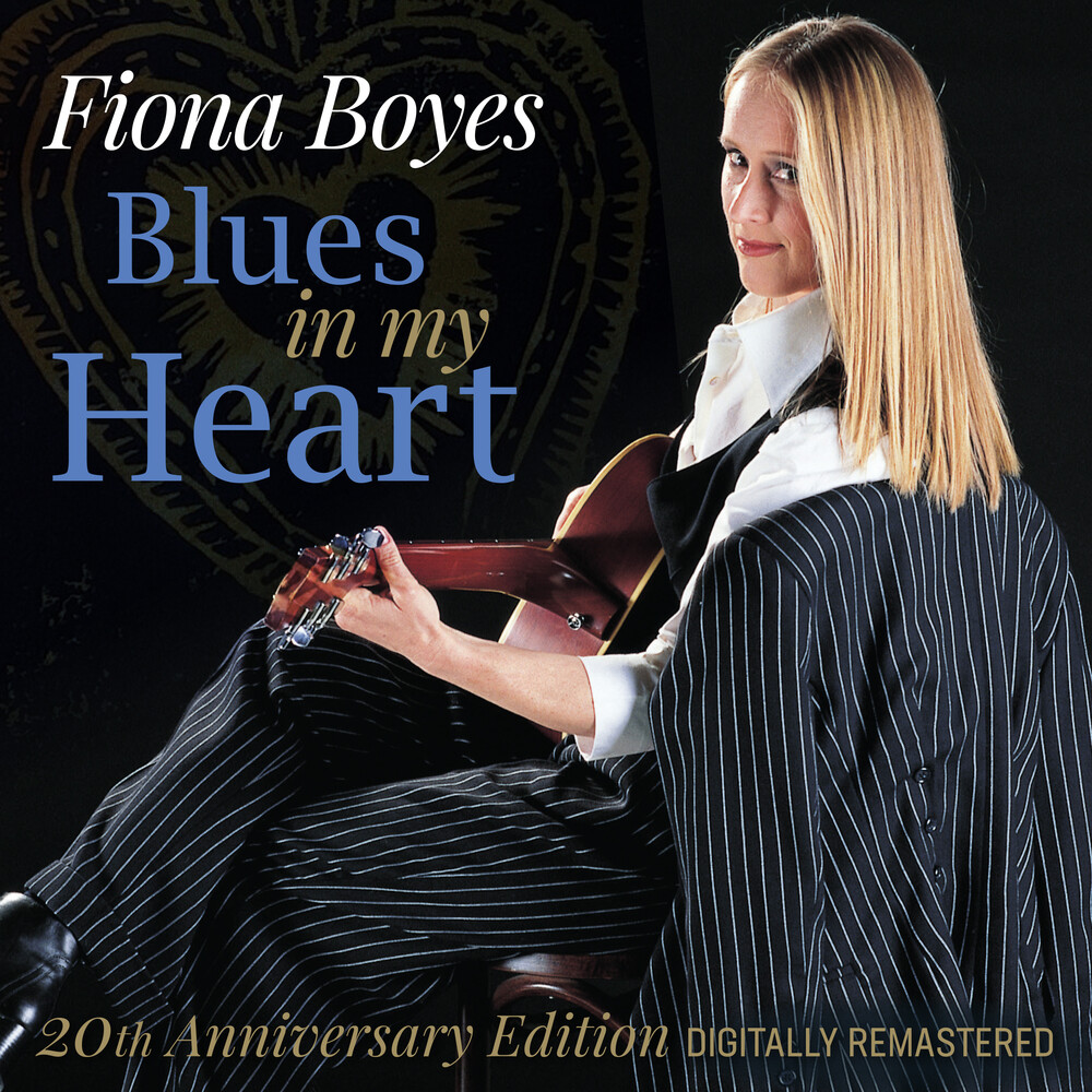 Fiona Boyes - Blues In My Heart / Various