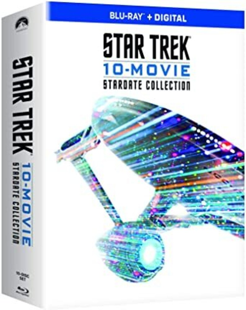 Star Trek: Stardate Collection - Star Trek: Stardate Collection (10pc) / (Box Digc)