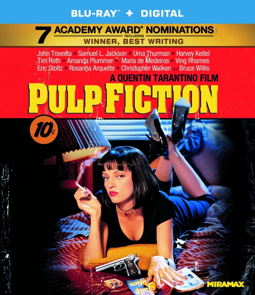 Pulp Fiction - Pulp Fiction / (Amar Sub Ws)