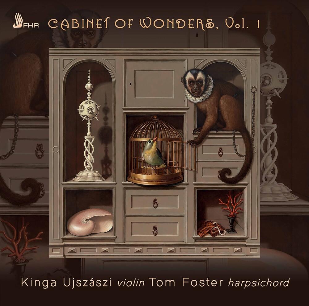 Schreivogel / Ujszaszi / Foster - Cabinet Of Wonders 1