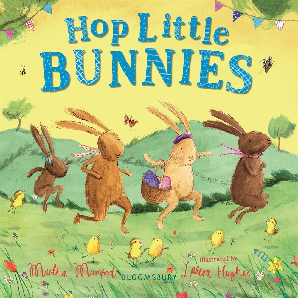 - Hop Little Bunnies